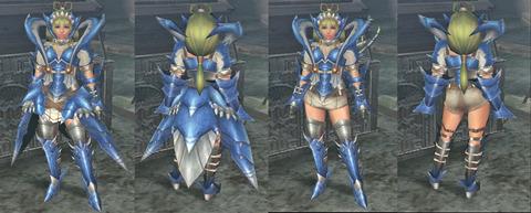 トルペドGシリーズ(剣士)