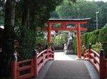 奈良天河村から京都清水寺まで
