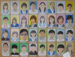学校の作品展