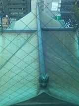 旧大阪新歌舞伎座的屋頂