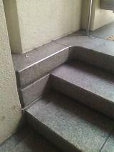 良好感楼梯的特写