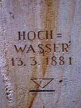 hochwasser 13.3.1881