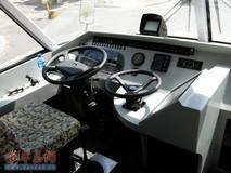 青島的水陸両栖巴士