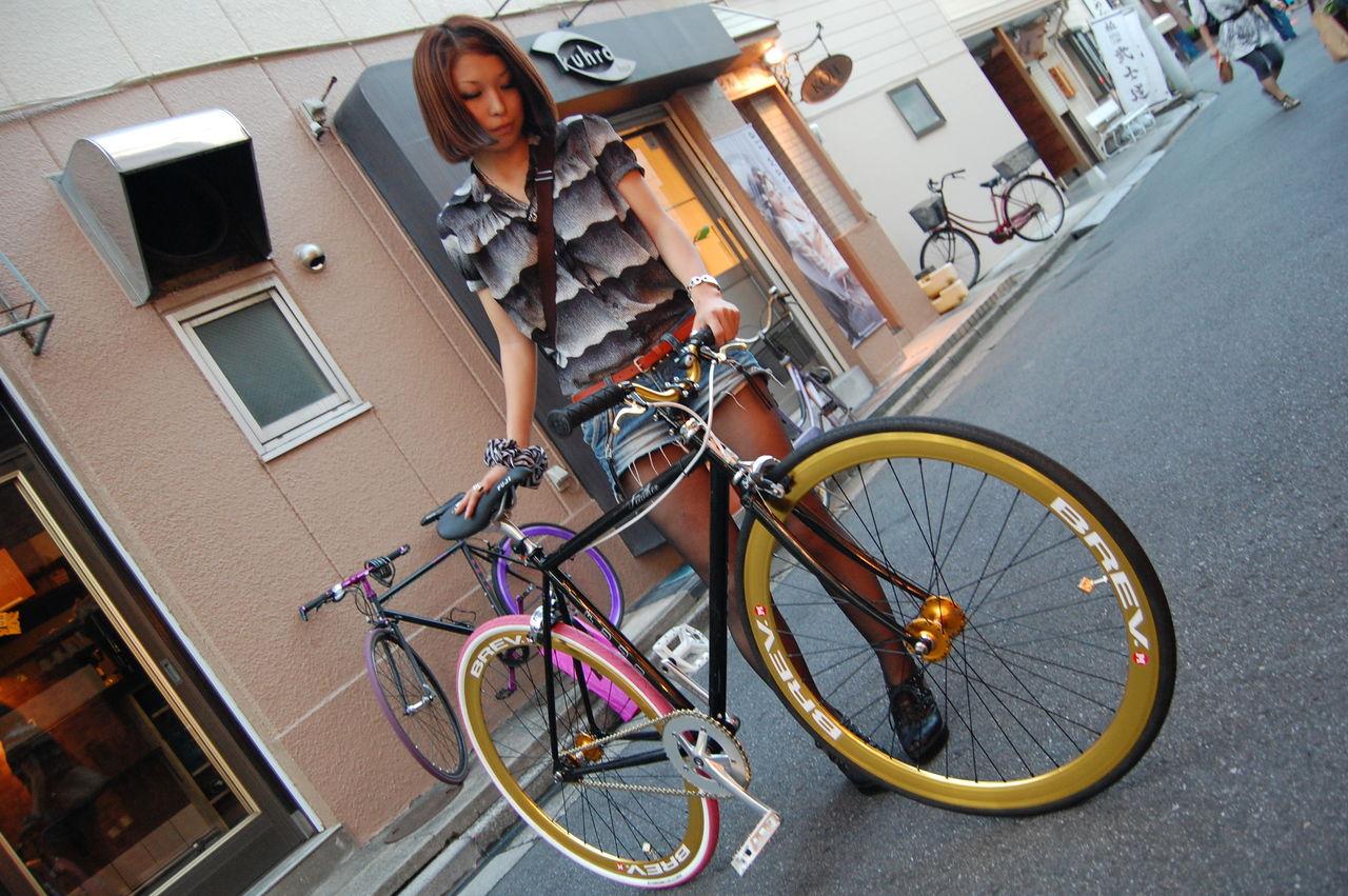 Ʃ�輪 Ĺ�々、ピスト女子 Fuji Feather À�橋輪blog】 Livedoor Blog(ブログ)