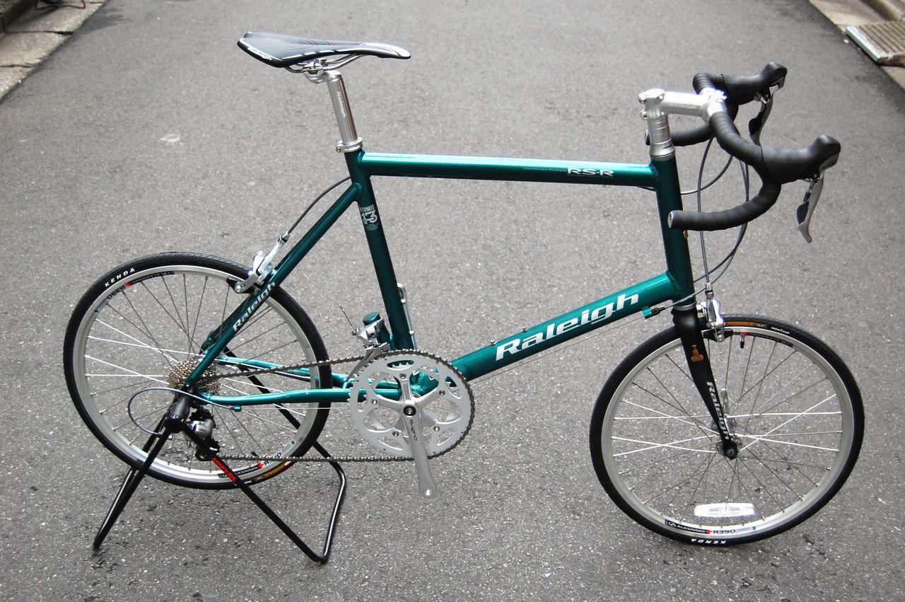 自転車の ラレー 自転車 ミニベロ : 橋輪 : 2012 RALEIGH ミニベロ ...