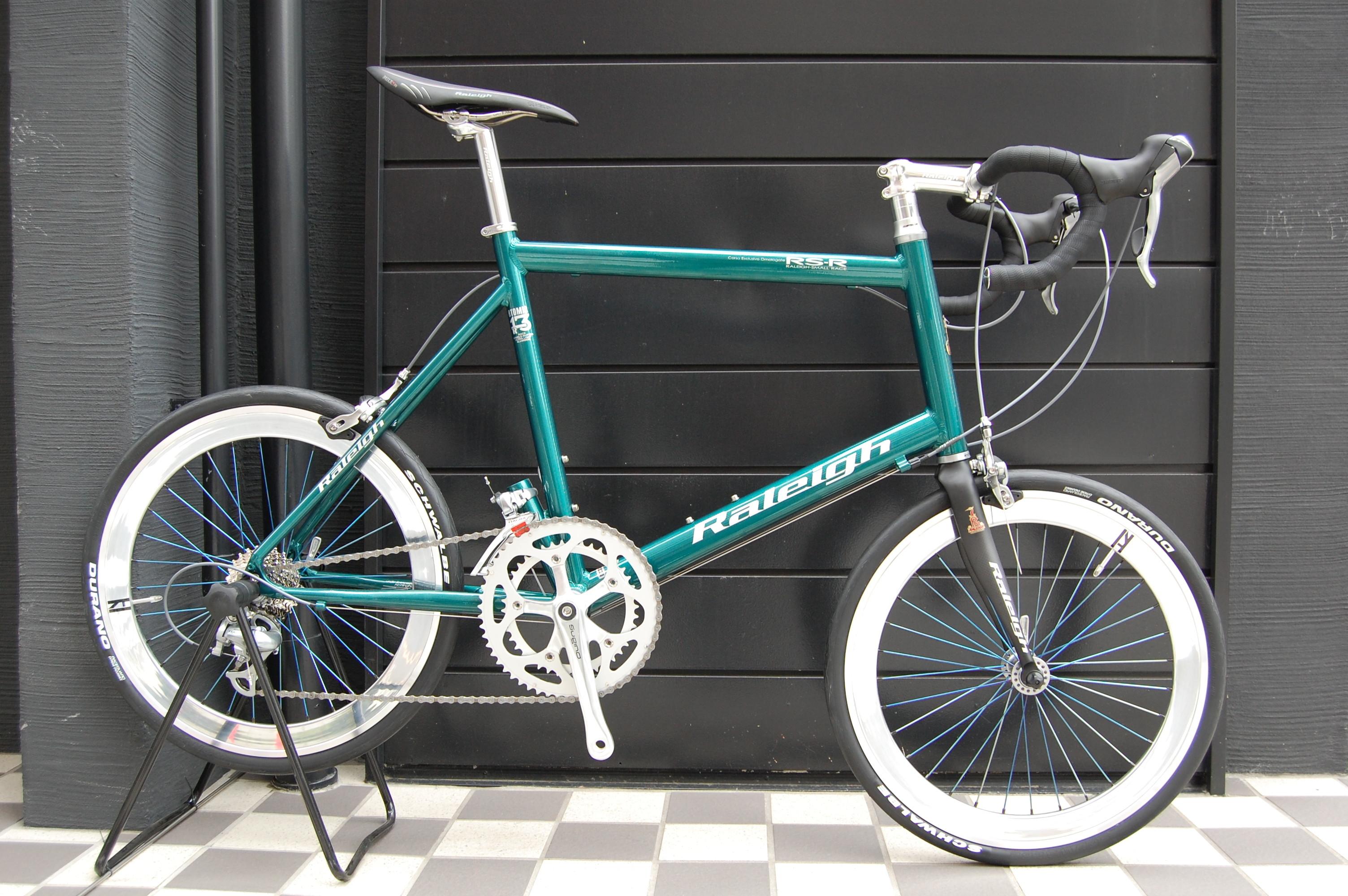 自転車の ラレー 自転車 ミニベロ : 橋輪 : ミニベロ ディープリム ...