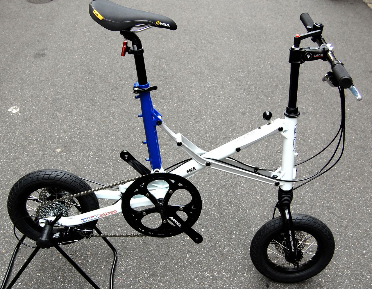 自転車の 自転車 内装8段化 : OX PECO-8S (外装8段) 99.800円