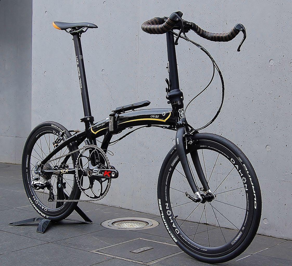 Dahon Mu SLX 2015 Black | Sepeda