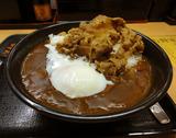 吉野家 牛丼カレー