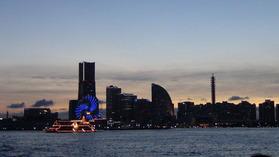 横浜港 工場夜景2012 023