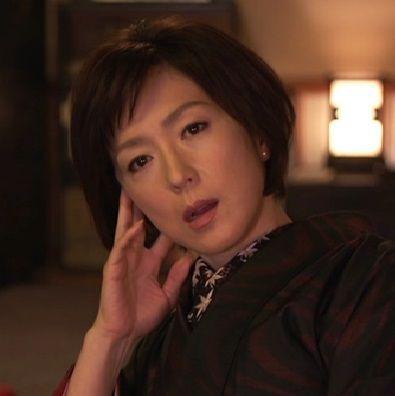 強い妻の若村麻由美