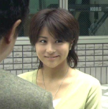 おみやさん出演時の前田愛