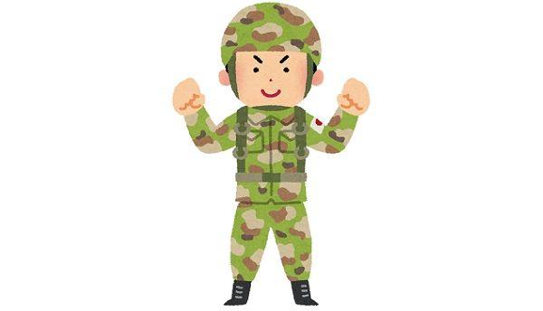 自衛隊を退職して民間企業に入ったら新人研修で自衛隊に体験入隊する羽目に