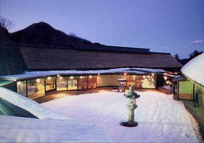 雪景色イメージ