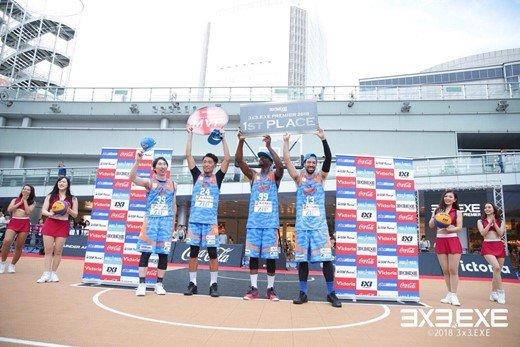 バスケット 長谷川 優勝 30.7.2 2 520