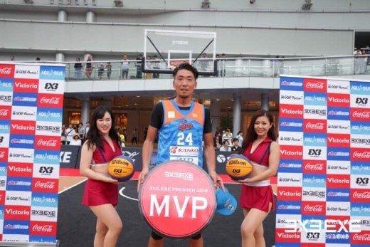 バスケット 長谷川 優勝 30.7.2 3 520