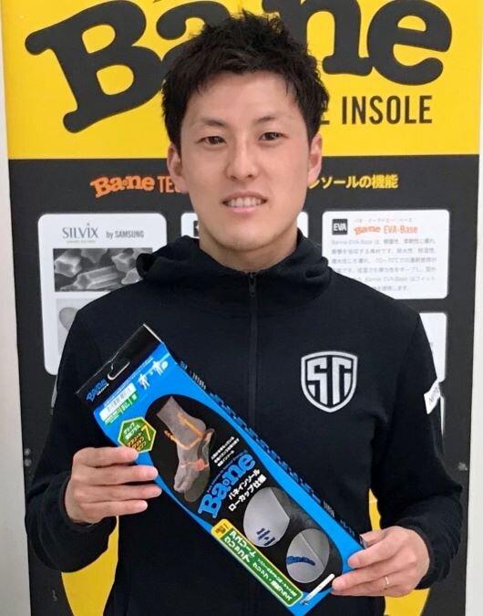 山田翔司選手20210528