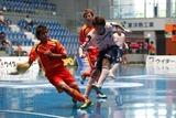 オーシャンアリーナカップ2010シュートシーン2