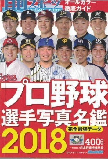 選手名鑑2018野球520