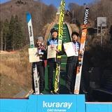 全日本スキー女子ジャンプ3