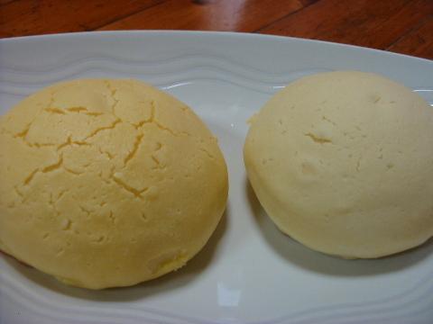 チーズクリームパン2
