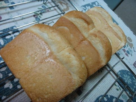 生クリームミニ食パン(自家製酵母2)