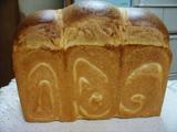 生クリーム食パン〈苺酵母〉1