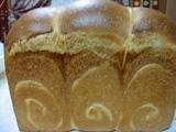 生クリーム食パン〈苺酵母〉2