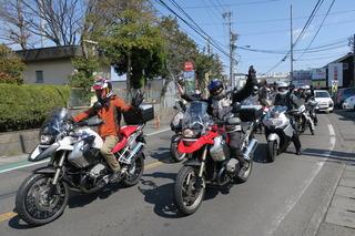 静岡市内から丁子屋へのルート、なんとか行ってくださったよう