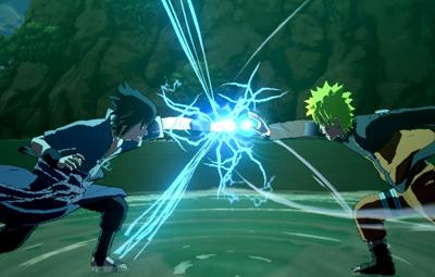 【速報】『ナルト疾風伝 ナルティメットストーム4』PS4で発売決定!!の画像