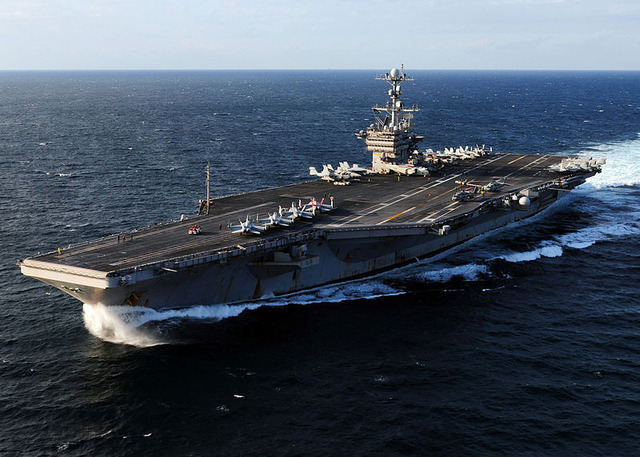 (CVN_76)_transits_the_East_China_Sea