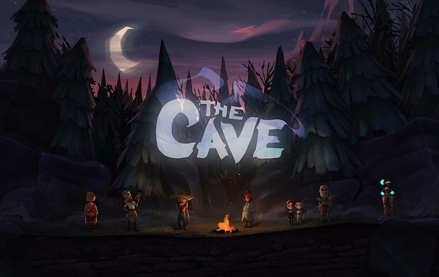 thecaveconceptart