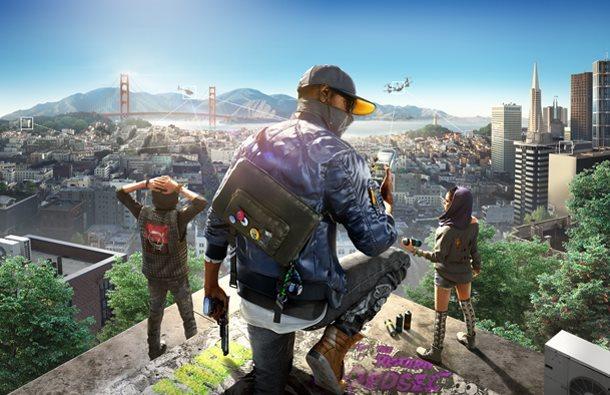 PS4/XB1/PC『ウォッチドッグス2』国内にて12月1日発売が決定! 日本語版トレーラーも公開!!の画像