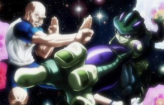 「HUNTER HUNTER アニメ メルエム」の画像検索結果