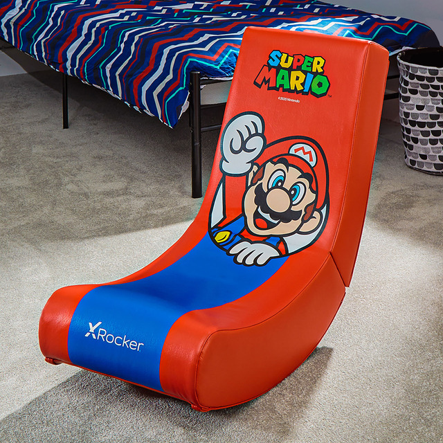 X-Rocker-Mario