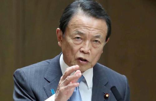 麻生太郎氏「10万円給付したけど、その分貯金が増えただけ。金に困っている方の数は少ない」