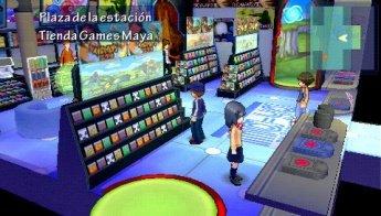 345px-Pantalla_02_tienda_Games_Maya_juego_PSP_Danball_Senki