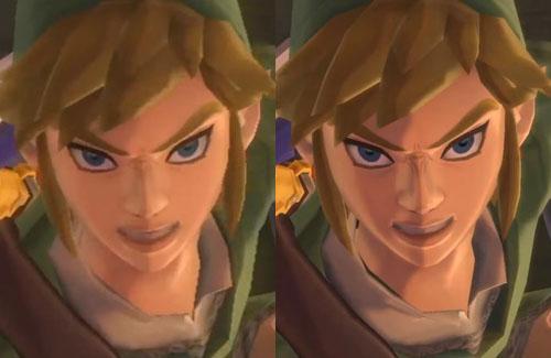 『ゼルダの伝説 スカイウォードソード』Wii版vsスイッチ版グラフィック比較動画公開!HD化でここまでキレイになった!