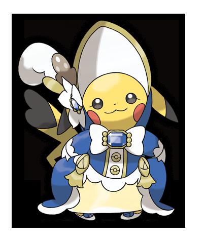 Pikachu_Belle