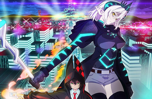 アニプレックス初のTCG×アニメプロジェクト『ビルディバイド』が始動!!アニメ1期は2021年10月放送へ