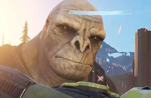 『Halo Infinite』で大炎上したブルート、『Xbox公式マスコットキャラ』としてMSのフィル・スペンサーが認定してしまうwwww