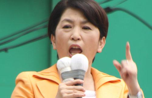 【消えそう】たった4人の社民党、分裂へ 福島瑞穂党首だけ残留する模様