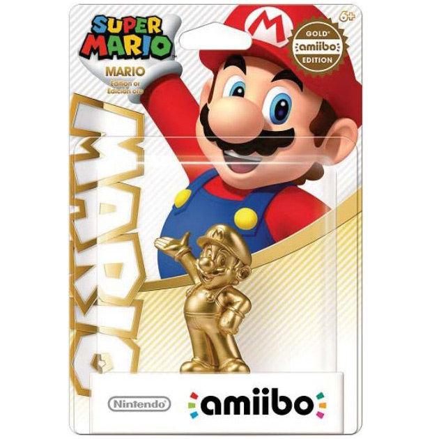 Amiibo-Mario-gold