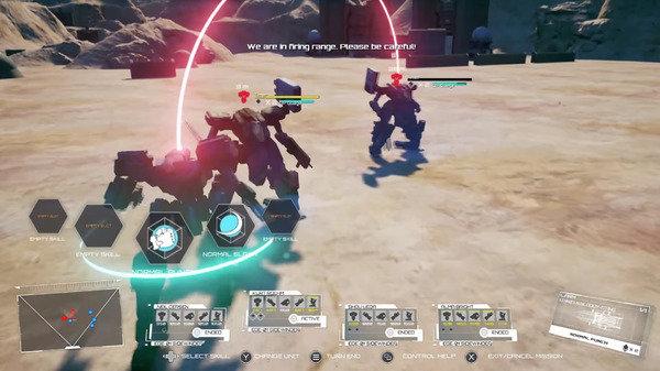 フロントミッションと戦ヴァルを組み合わせたようなロボゲー『デュアルギア』の15分プレイ動画が公開 このもっさり感がたまらん! : はちま起稿