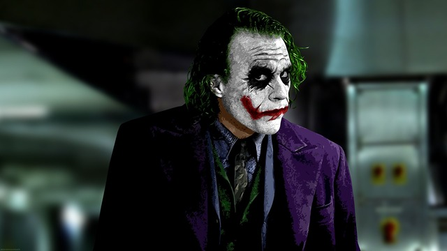 Movies-バットマン、ジョーカー、バットマンダークナイト