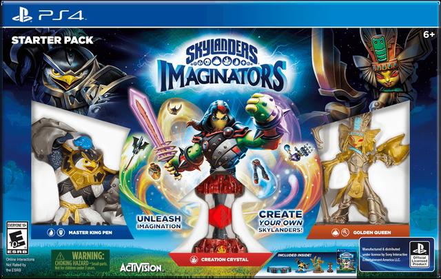 imaginators-standard-ps4