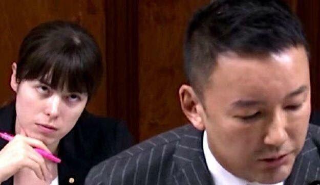自民党・小野田紀美議員が山本太...