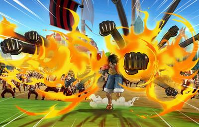【速報】『ワンピース海賊無双3』3月26日に発売決定!新キャラとしてサボ参戦決定!!の画像