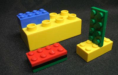 【深イイ話】レゴブロックの豆知識!緑色が少ないのはとある理由があったの画像