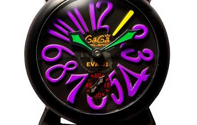 separation shoes c400a c015d ヱヴァンゲリヲン』と高級時計ブランド『GaGa MILANO』がコラボ ...